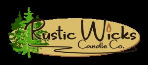 Rustic Wicks Candle Co. Logo