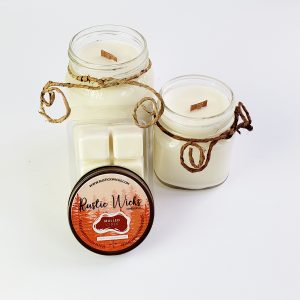 Mulled Cider Candle | Wooden Wick Soy Candles