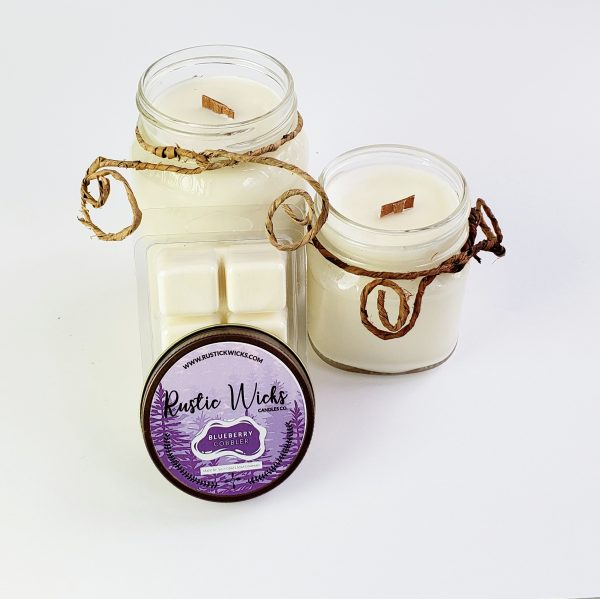 Blueberry Candle