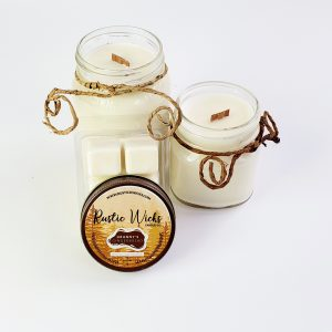 Gingerbread Candle